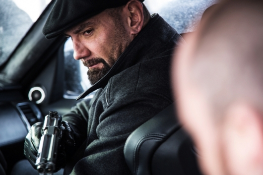 Spectre Dave Bautista as Mr. Hinx