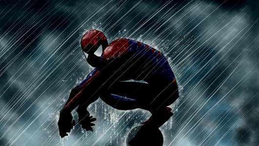 Spider-Man Header Image