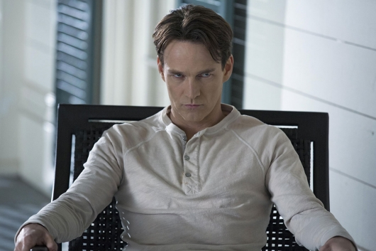 Stephen Moyer True Blood cast in The Bastard Executioner