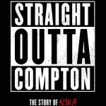 Straight Outta Compton one sheet