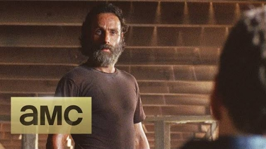 The Walking Dead Episode 511 The Distance Rick (Andrew Lincoln)