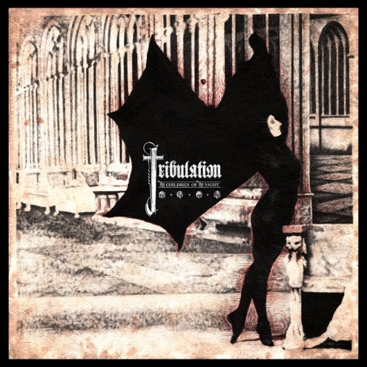 Tribulation The Children of the Night Album Cover