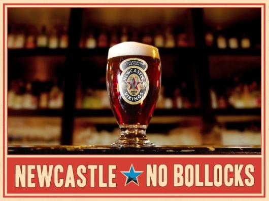 Newcastle Vikings Amber Ale