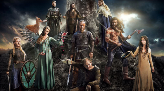 Vikings Season 2 Cast