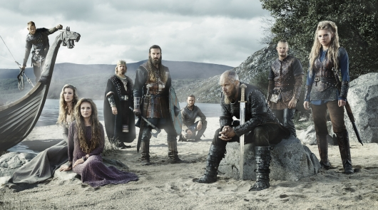 Vikings Season 3 Cast Photo