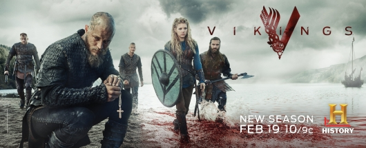 Vikings Season 3 Promo Pic