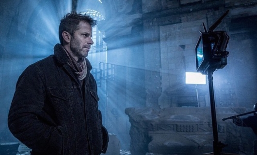 Zack Snyder On Batman v Superman: Dawn of Justice Set