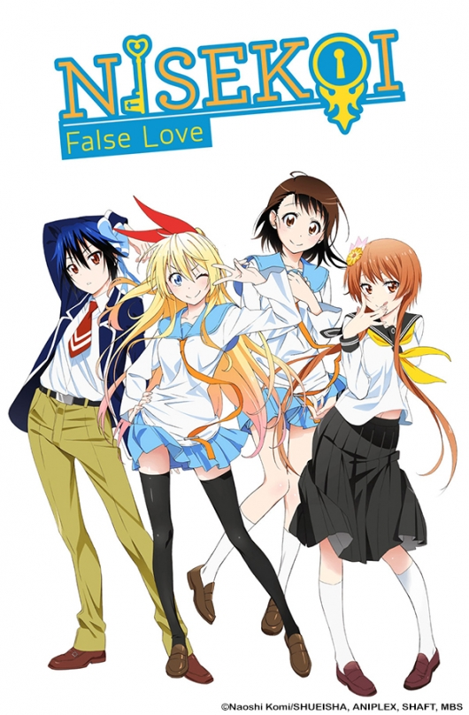 Nisekoi – False Love