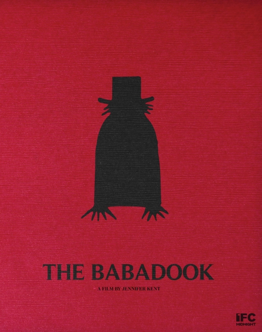 The Babadook Blu-Ray Cover Art Scream Factory width=