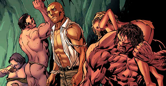 Altered States: Doc Savage review