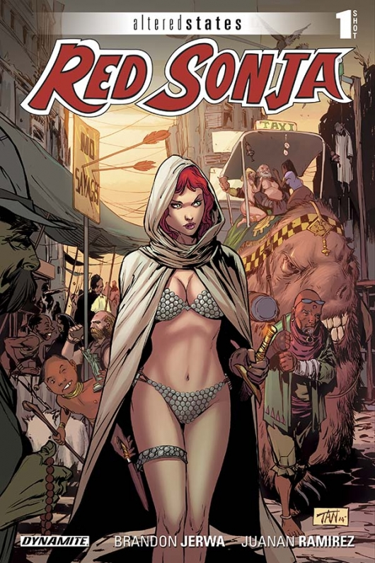 Altered States: Red Sonja