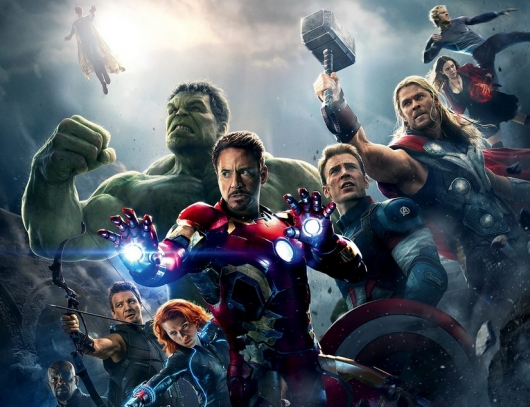 Avengers: Age of Ultron Header Image