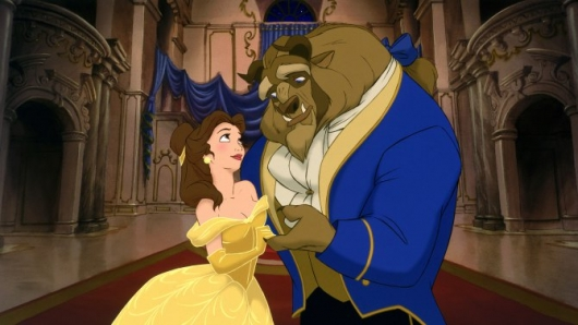 Beauty and The Beast header
