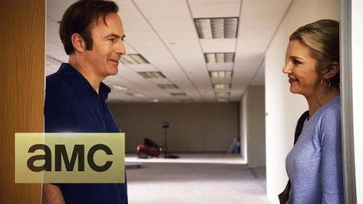 Better Call Saul 1.7 Jimmy and Kim