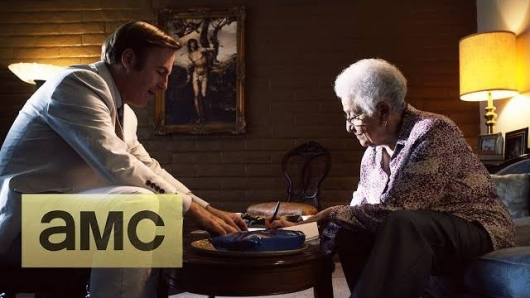 Better Call Saul Episode 108 Jimmy and client sneak peek AMC