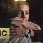 Better Call Saul Episode 1.10 Jimmy (Bob Odenkirk) and Kim (Rhea Seehorn) AMC preview