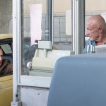 Better Call Saul Episode 110 Jimmy McGill (Bob Odenkirk) and Jonathan Banks as Mike Ehrmantraut