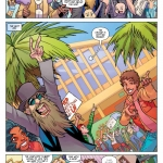 Bill & Ted's Most Triumphant Return #1 preview page 5