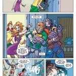 Bill & Ted's Most Triumphant Return #1 preview page 7