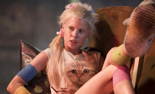 Yolandi Visser as Yolandi in CHAPPIE