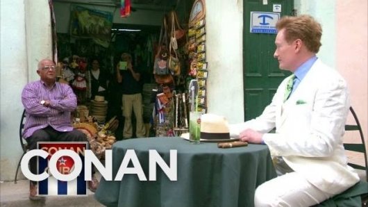 Conan In Cuba preview