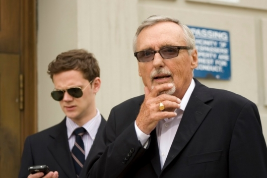 Dennis Hopper in The Last Film Festival