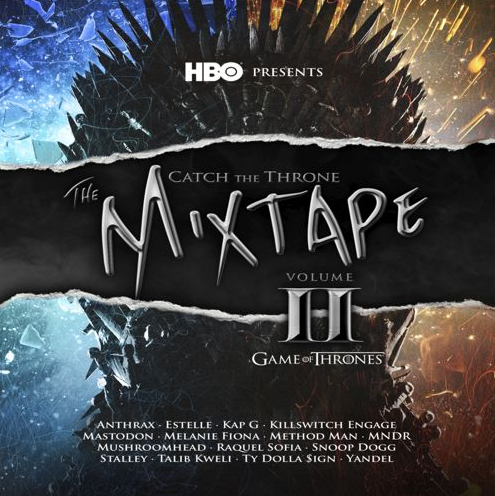 Game Of Thrones Catch the Throne: The Mixtape Vol. II