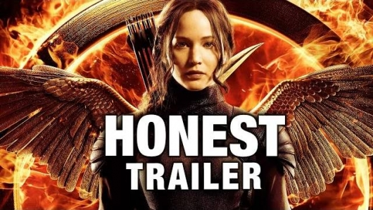 Honest Trailers Hunger Games Mockingjay Part 1
