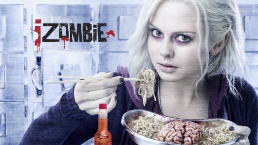 iZombie The CW Logo Liv