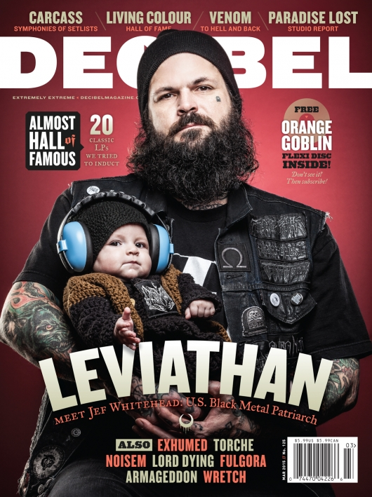 Jef Whitehead Decibel Cover