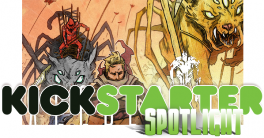Kickstarter Spotlight: The Aggregate