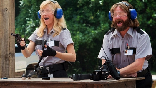 Masterminds starring Zach Galifianakis and Kristen Wiig