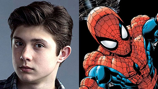 Mateus Ward may play Spider-Man