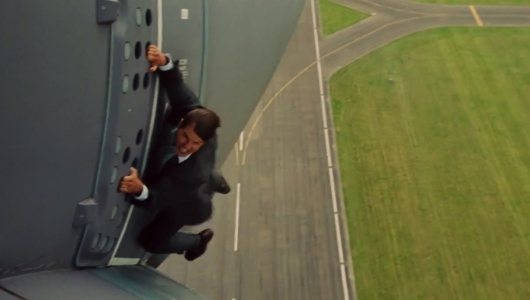 Mission: Impossible: Rogue Nation Header
