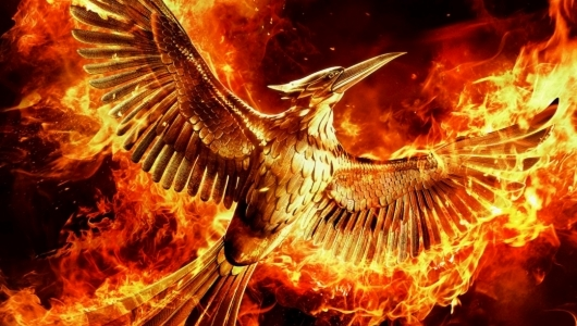 The Hunger Games: Mockingjay Part 2 Header
