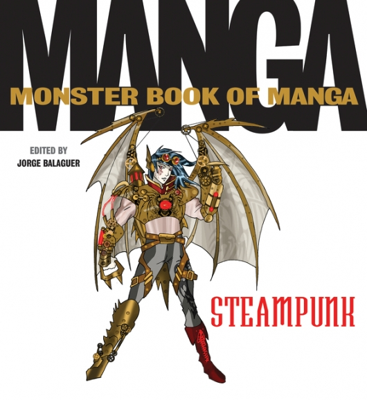 Monster Book of Manga: Steampunk