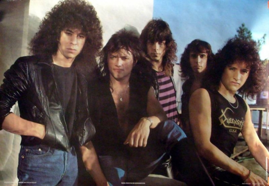 Queensryche Band Photo