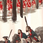 Brian Wood Rebels #1 cover by Tula Lotay