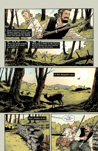 Rebels #1 preview page 9