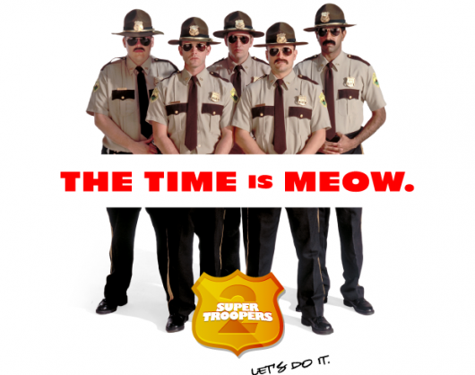 Broken Lizard's Super Troopers 2