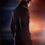 The Flash- Poster Grant Gustin