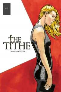 The Tithe #1 variant cover B2
