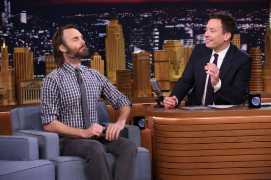 The Tonight Show Starring Jimmy Fallon Will Forte