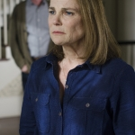 The Walking Dead Episode 514 Tovah Feldshuh as Deanna Monroe