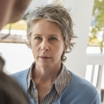 The Walking Dead Episode 514 Melissa McBride as Carol Peletier