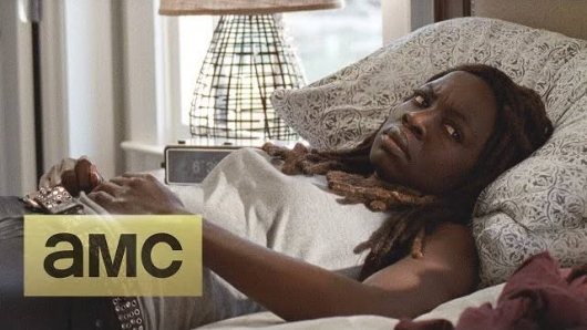 The Walking Dead Episode 514 Michonne (Danai Gurira) AMC