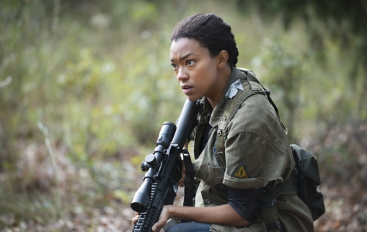 The Walking Dead Episode 513 Forget - Sasha