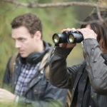 The Walking Dead Episode 516 Conquer Season 5 finale Aaron and Daryl
