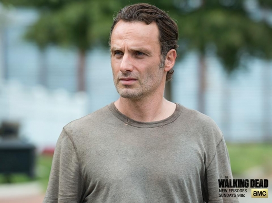 The Walking Dead Episode 513 Forget Rick Grimes