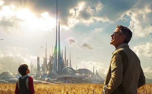 Tomorrowland Header Image
